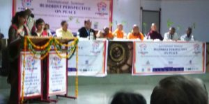 Panel of Ordained Monks and Distinguished Asian Buddhist Lay Scholars